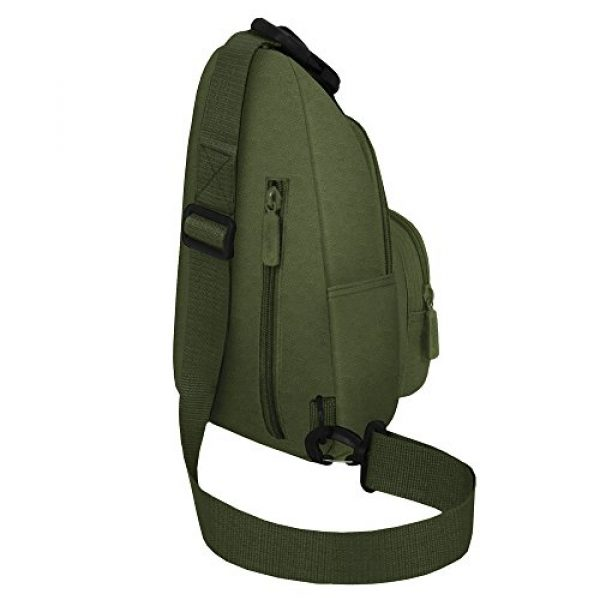 East West U.S.A Tactical Backpack 4 East West U.S.A RT528 Tactical Camouflage Military Sling Chest Utility Pack Bag