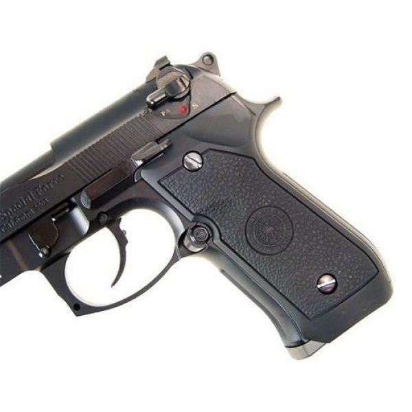 TSD Airsoft Pistol 6 hfc m190 abs gas pistol rail/semi auto abs ver. - 0.240 caliber(Airsoft Gun)