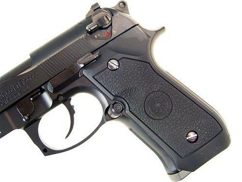 HFC  6 hfc m190 metal semi auto pistol rail ver airsoft gun(Airsoft Gun)