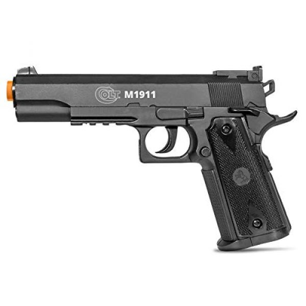 Colt Airsoft Pistol 1 Colt Special Combat 1911 CO2 Airsoft Pistol with Hop-Up, 400-450 FPS