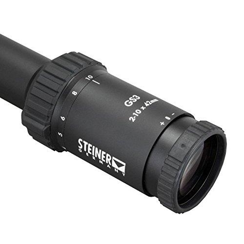 Steiner Rifle Scope 5 Steiner GS3 2x-10x42mm Riflescope 5009