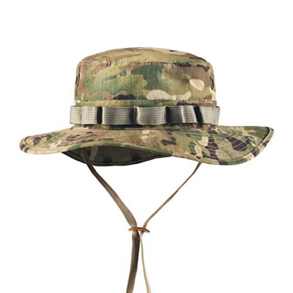 GLORYFIRE Tactical Hat 1 GLORYFIRE Boonie Hat Military Tactical Boonie Hats for Men Women Hunting Fishing Outdoor
