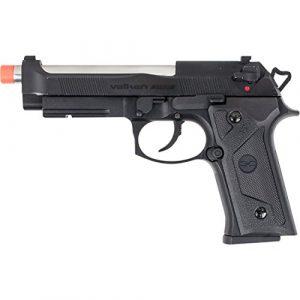 Valken  1 Valken Airsoft Pistol - VT92 Gas Blowback Metal-6 mm