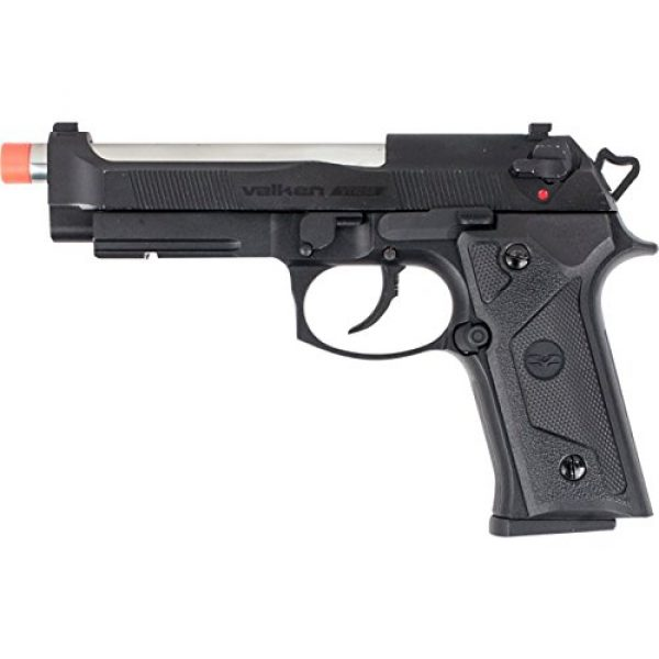 Valken Airsoft Pistol 1 Valken Airsoft Pistol - VT92 Gas Blowback Metal-6 mm