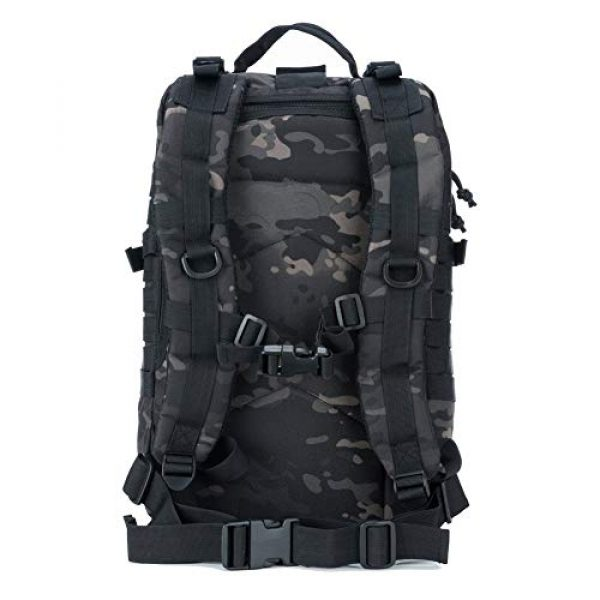 REEBOW GEAR Tactical Backpack 5 REEBOW GEAR Military Tactical Backpack Small Assault Pack Army Molle Bag Backpacks