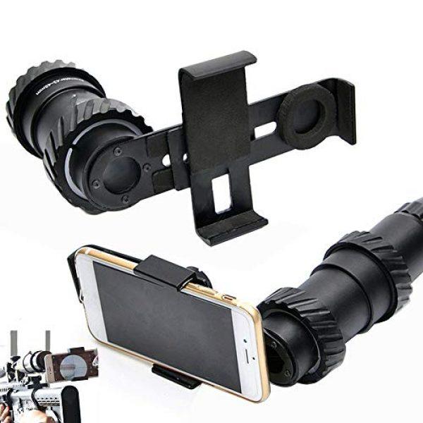 MUJING Rifle Scope 1 MUJING Rifle Scope Mount Adapter Camera Smartphone Mount Holder Universal for Phones