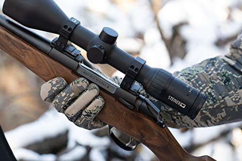 Steiner Rifle Scope 3 Steiner Hunting Rifle Scope - Compact Design and Wide Field of View
