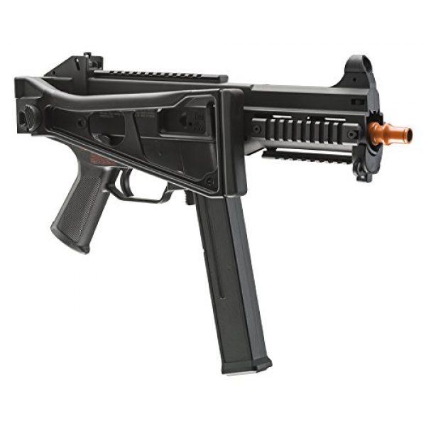 Wearable4U Airsoft Rifle 3 Umarex Elite Force HK UMP Elite Gen3 Automatic Green Gas 6mm BB Rifle Airsoft Gun, GBB with Wearable4U Bundle