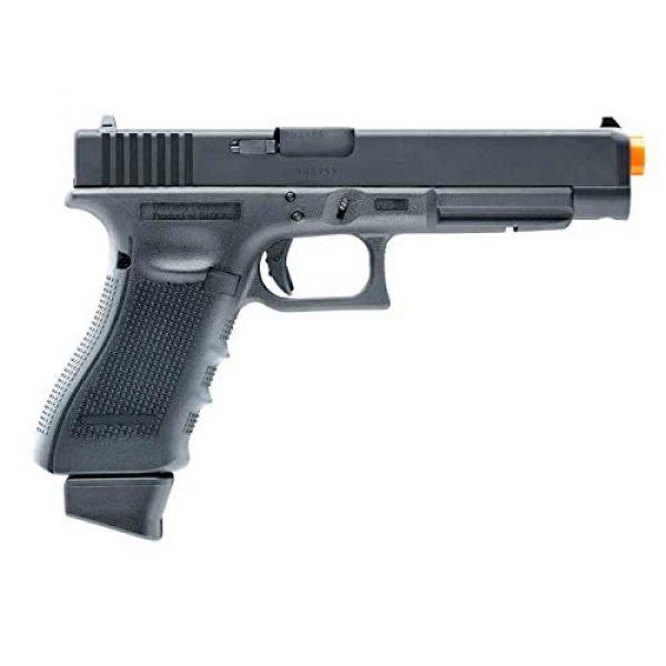 Wearable4U Airsoft Pistol 3 Umarex Glock G34 Gen4 C02 Blowback Deluxe (VFC) Airsoft Pistol BB Air Soft Gun with Wearable4U Bundle