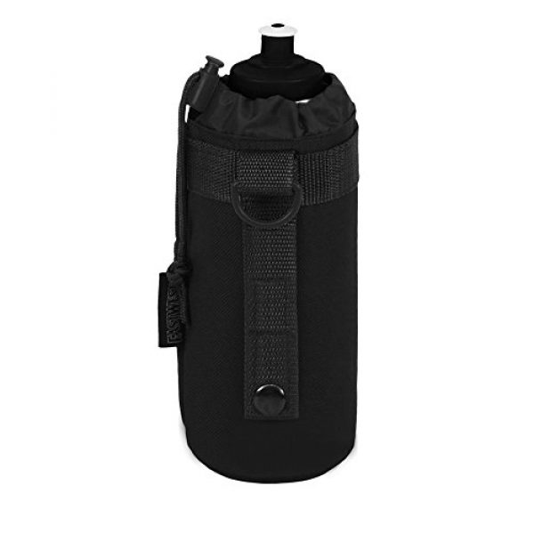 East West U.S.A Tactical Backpack 2 East West U.S.A RT531 Tactical Military Water Bottle Pouch Molle Kettle Bag Holder