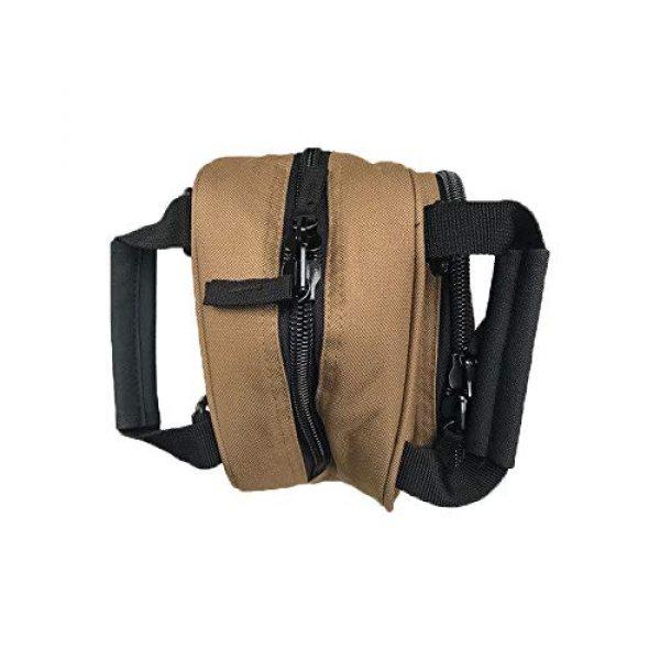 FSDC Tactical Backpack 6 FSDC CARETAKER Coyote Tan 498 Takedown Bag Gen II