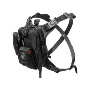 HAZARD 4 Tactical Backpack 1 Covert Escape RG(TM) Flashlight/Tools/Camera/GPS/Cycling Chest Pack by Hazard 4(R)