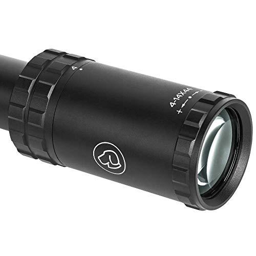Blackhound Rifle Scope 6 Blackhound Optics Genesis 4-14x44 FFP MIL