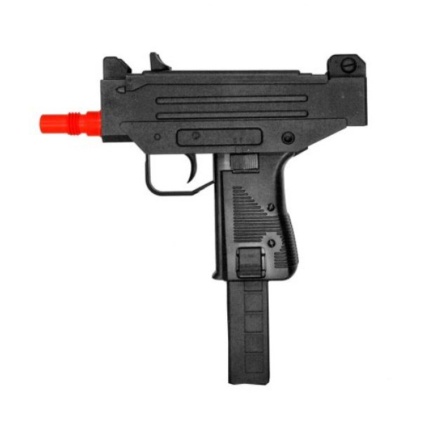 Well Airsoft Pistol 1 Well d93 airsoft full size uzi style auto electric pistol(Airsoft Gun)