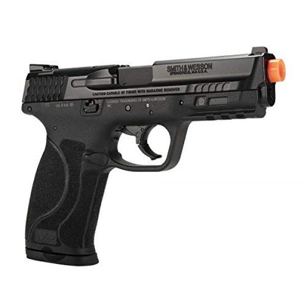 M&P9 Airsoft Pistol 4 Umarex S&W M&P9 M2.0 C02 Blowback Black Airsoft BB Pistol