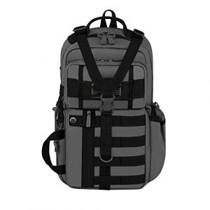 East West U.S.A Tactical Backpack 1 East West U.S.A RT525 Tactical Molle Assault Sling Shoulder Cross Body One Strap Backpack