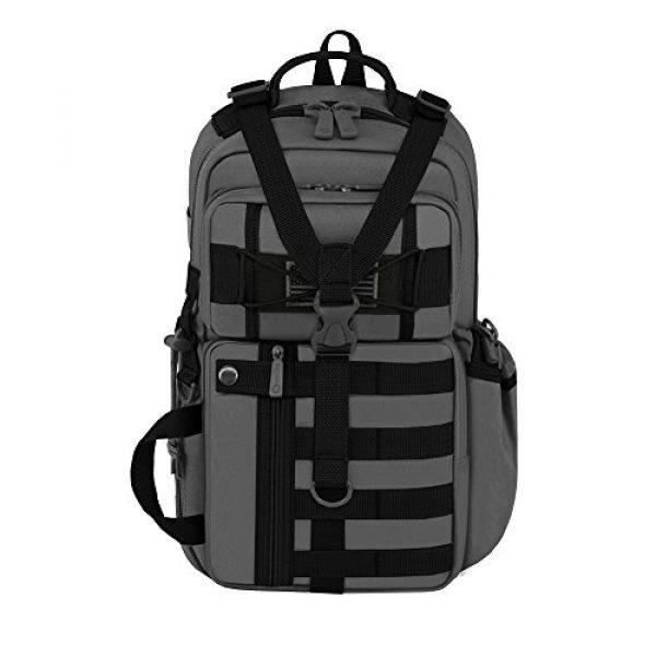 East West U.S.A Tactical Backpack 1 East West U.S.A RT525 Tactical Molle Assault Sling Shoulder Cross Body One Strap Backpack