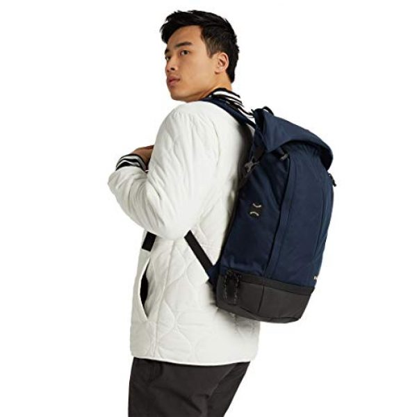 Burton Tactical Backpack 3 Burton Upslope Backpack, Durable Commuter Bag with Waterproof Closure and Laptop Sleeve