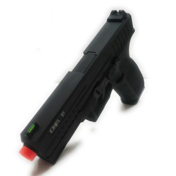 Urban Combat Airsoft Pistol 4 KJW Urban Combat KP-13 geen gas blowback airsoft pistol