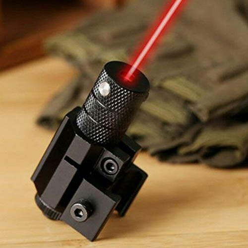 Hendont Rifle Laser Sight 3 Hendont Tactical Red Dot Laser Sight Scope with Mount for Pistol Picatinny Rail New Red Dot Sight Airsoft