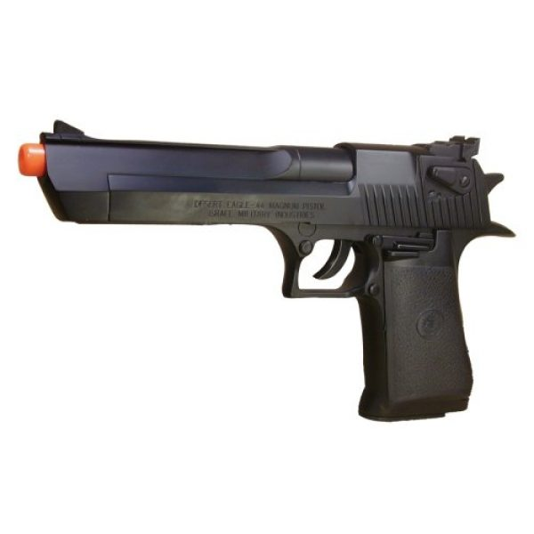 Desert Eagle Airsoft Pistol 1 Desert Eagle .44 Magnum Softair Pistol