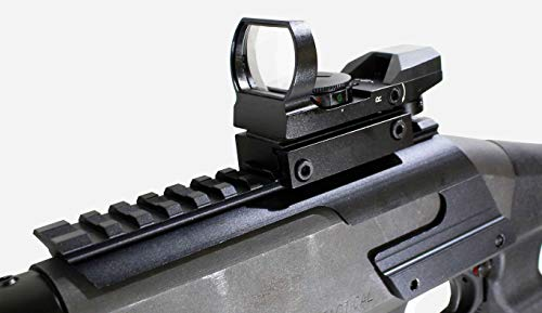 TRINITY Rifle Scope 1 Trinity Remington 870 Reflex Sight and Rail Mount
