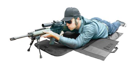 TUFF ZONE Rifle Case 4 TUFF ZONE Extendable Rifle Case/Shooting Mat(GCM)