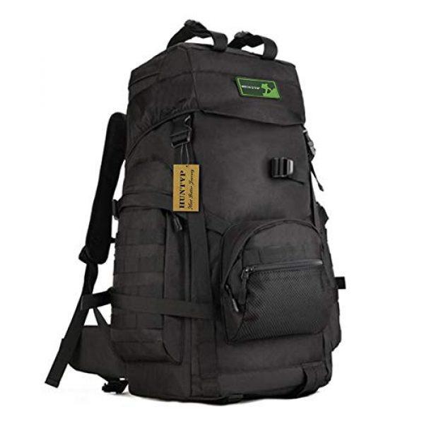 Huntvp Tactical Backpack 1 Huntvp 55L Tactical Military MOLLE Backpack Rucksack