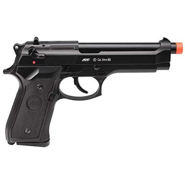 ASG Airsoft Pistol 2 ASG M9 Gas Powered Airsoft Pistol with Blowback