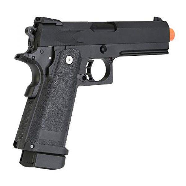 BULLDOG AIRSOFT Airsoft Pistol 5 SRC Hi-Capa 5.1 Gas Airsoft Pistol [Airsoft Blowback]