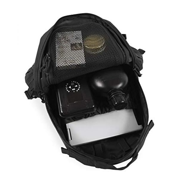 HIGHLAND TACTICAL Tactical Backpack 2 Crusher Tactical Backpack