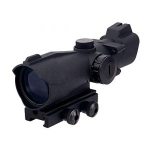 Fashion Sport Rifle Scope 1 Fashion Sport Tactical Optical 2x42 Dot Sight Hunting air Gun red/Green dot Sight Magnification Scope for Airsoft Hunting