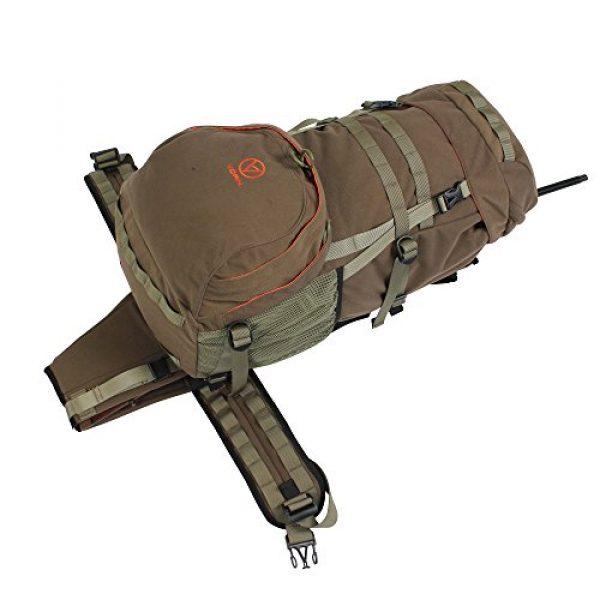Vorn Equipment Tactical Backpack 1 Vorn Deer Hunting Backpack - 42 Liters