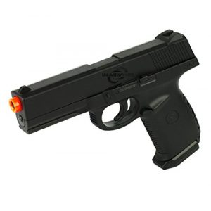 Double Eagle Airsoft Pistol 1 DOUBLE EAGLE M27 AIRSOFT SPRING HAND GUN PISTOL w/ LOCKING SLIDE BBs BB