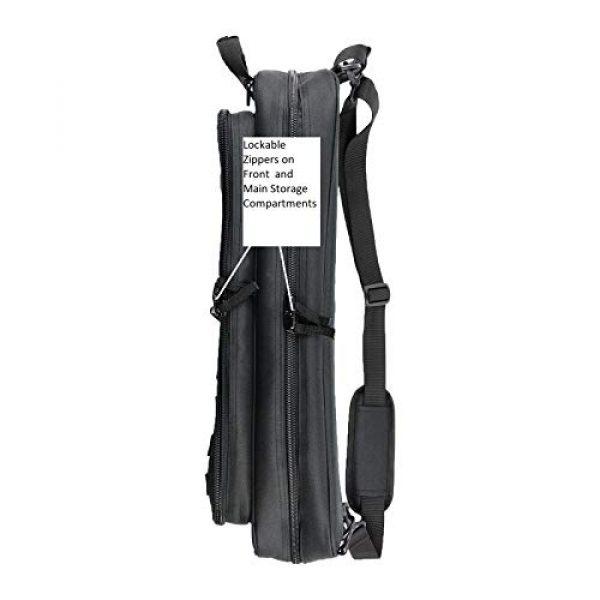 FSDC Tactical Backpack 5 FSDC CARETAKER Black Takedown Bag Gen II