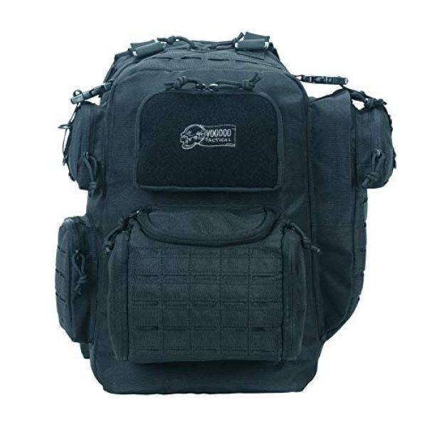 VooDoo Tactical Tactical Backpack 3 VooDoo Tactical Men's Matrix Pack, Black