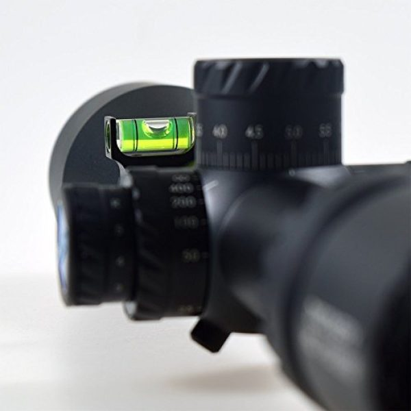 Discovery Optical Rifle Scope 2 Discovery optical Rifle Scope Bubble Level for 1in / 30mm Tube Riflescope Anti-cant used for Shooting and Hunting