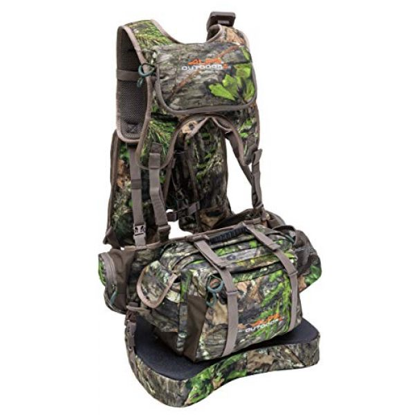 ALPS OutdoorZ Tactical Backpack 4 ALPS OutdoorZ NWTF Long Spur Hunting Vest