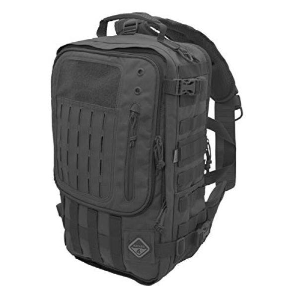 HAZARD 4 Tactical Backpack 1 HAZARD 4 Sidewinder(TM) Full-Sized Laptop Sling Pack (R) - Black