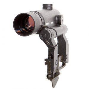 BelOMO Rifle Scope 1 BelOMO PK-01 VS. Red Dot Sight. Rifle Scope Collimator for Saiga. Co-Witness. 1 MOA. Original Combloc