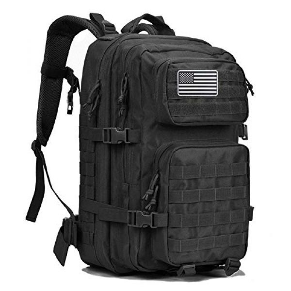 Dunnta Tactical Backpack 1 Dunnta Tactical Backpack, 3 Day Assault Pack Molle Bug Out Bag 42L Military Backpack for Hiking Camping Trekking Hunting
