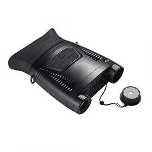 JIAJIAFU Rifle Scope 1 Night Vision Binoculars Large-Screen High-Definition Digital Video Camera Black and White Night Vision Dual-Hunting Patrol Security Outdoors JIAJIAFUDR