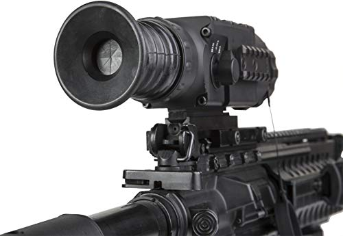AGM Global Vision Rifle Scope 5 AGM Python TS25-336 Short Range Thermal Imaging Rifle Scope, 336x256 (60Hz) Resolution, 25mm Lens, 1.2X Optical Magnification, Field of View 13x10, 10mm Exit Pupil Diameter