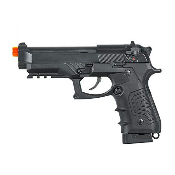 HFC Airsoft Pistol 1 HFC Full Metal HGA173 Fully Automatic Gas Airsoft Pistol