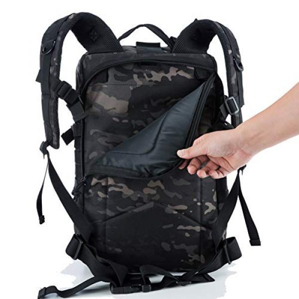 REEBOW GEAR Tactical Backpack 7 REEBOW GEAR Military Tactical Backpack Small Assault Pack Army Molle Bag Backpacks