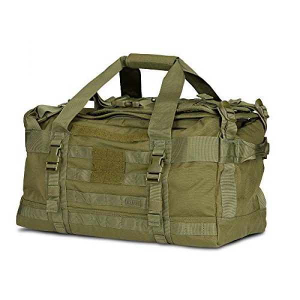 5.11 Tactical Backpack 1 5.11 Rush LBD Molle Tactical Duffel Bag Backpack, Style 56293/56294/56295