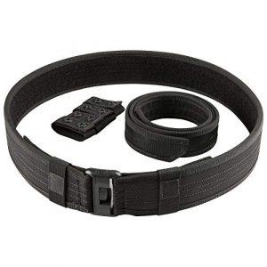 5.11 Tactical Belt 1 5.11 Tactical Men's 2.25-Inch Nylon Water-Resistant Sierra Bravo Duty Belt Plus, Style 59506