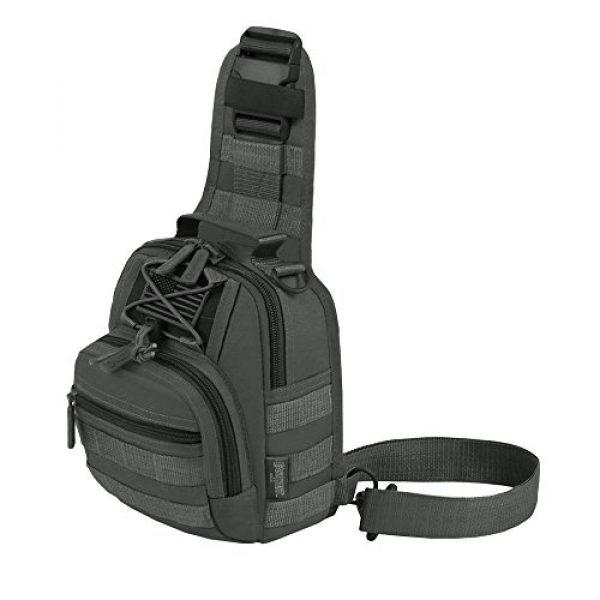 East West U.S.A Tactical Backpack 2 East West U.S.A RT517 Tactical Sling Chest Utility Shoulder Bag
