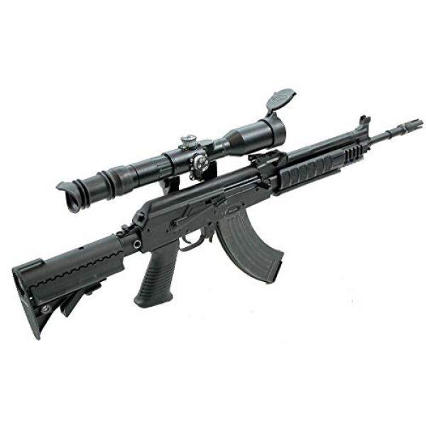 PRC Rifle Scope 5 Kalinka Optics POSP 4-12x42-1000m Rangefinder, AK version