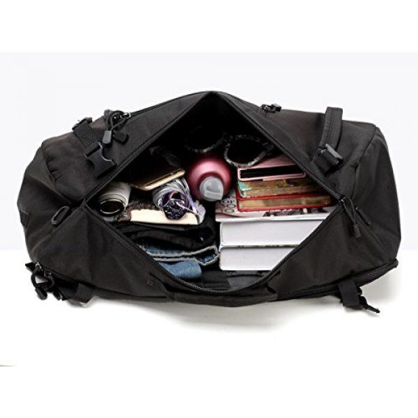 CRAZY ANTS Tactical Backpack 6 CRAZY ANTS Military Tactical Backpack Hiking Camping Shoulder Bag Upgraded Version